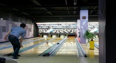Photo of Bowling Alley 둔산 그랜드 볼링장 at 대한민국 대전광역시 서구 갈마동 1434, 대전광역시 302-809, South Korea