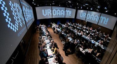 Photo of Convention Center Pakhuis De Zwijger at Piet Heinkade 179, Amsterdam 1019 HC, Netherlands