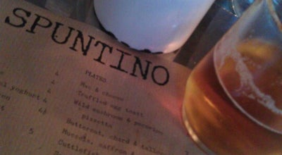 Photo of Italian Restaurant Spuntino at 61 Rupert Street, London W1D 7PW, United Kingdom