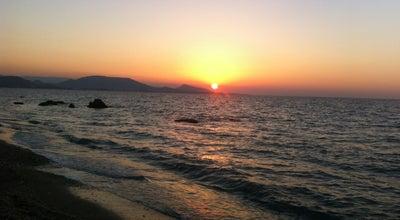 Photo of Beach Κάτω Πέτρες (Kato Petres) at Ρόδος, Greece