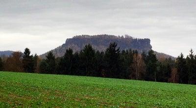 Photo of National Park Sächsische Schweiz (Elbsandsteingebirge) at Überall Im Elbsandsteingebirge, Rathen 01814, Germany