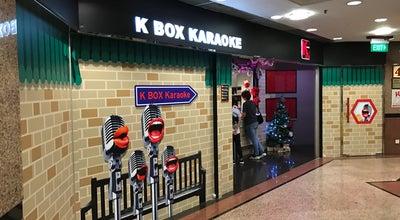 Photo of Karaoke Bar K Box at #04-01 Lucky Chinatown, Singapore 059432, Singapore