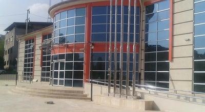Photo of Basketball Court Turgutlu Genclik Spor Salonu at Turkey