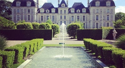 Photo of Castle Chateau de Cheverny at Chateau De Cheverny, Cheverny 41700, France