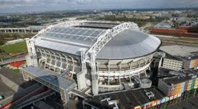 Photo of Soccer Stadium Amsterdam ArenA at Arena Boulevard 1, Amsterdam Zuidoost 1101 AX, Netherlands