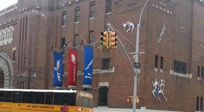 Photo of Athletics and Sports Armory Track at 216 Fort Washington Avenue, New York City, NY 10032, United States