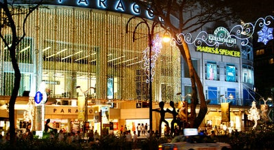 Photo of Mall The Paragon at 290 Orchard Rd., Singapore 238859, Singapore