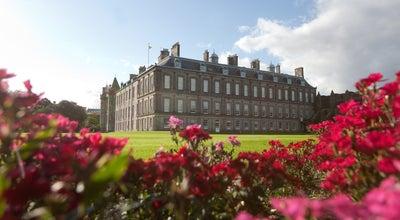 Photo of Castle Palace of Holyroodhouse at Canongate, Edinburgh EH8 8DX, United Kingdom
