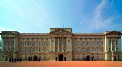Photo of Palace Buckingham Palace at Buckingham Palace Rd, London SW1A 1AA, United Kingdom