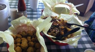 Photo of Restaurant Skinny's Hamburgers at 504 Palo Pinto St, Weatherford, TX 76086, United States