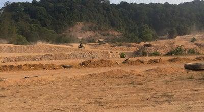 Photo of Racetrack Kemaman Motocross Track at Pantai Teluk Mat Nik, Kemaman, Malaysia