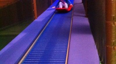 Photo of Playground Djambo Kidsplay at Ossenkamp 6, Zwolle 8024 AE, Netherlands