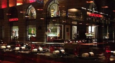 Photo of French Restaurant L'Atelier De Joel Robuchon at 5, Rue De Montalembert, Paris 75007, France