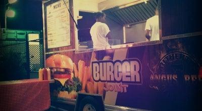 Photo of Burger Joint Burger Joint at Corner Ariapita Avenue And Rosalino Street, Port of spain, Trinidad and Tobago