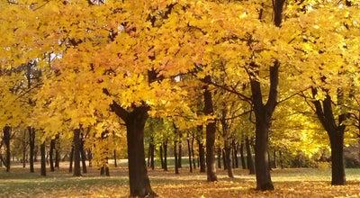 Photo of Park Park Lotników Polskich at Aleja Pokoju, Kraków, Poland