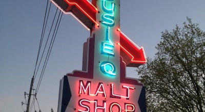 Photo of American Restaurant Susie Q Malt Shop at 612 North Second Street, Rogers, AR 72756, United States