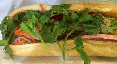 Photo of Vietnamese Restaurant Bánh Mì Brothers at 16 Collyer Quay #01-14, Singapore 049318, Singapore