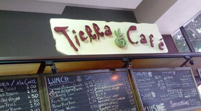 Photo of Restaurant Tierra Cafe at 818 Wilshire Blvd, Los Angeles, CA 90017, United States