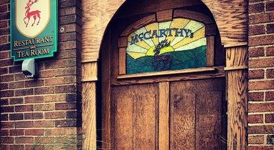 Photo of Tea Room McCarthy's Tea Room at 534 Main St, Bethlehem, PA 18018, United States