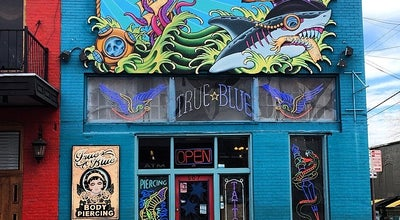 Photo of Other Venue True Blue Tattoo at 607 Red River St, Austin, TX 78701