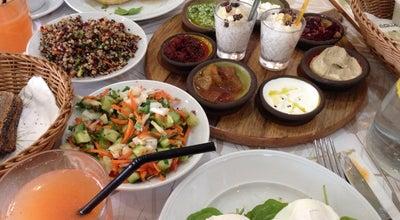 Photo of Mediterranean Restaurant Cafe Louise at 58 Shderot Moriya, Haifa 3440103, Israel
