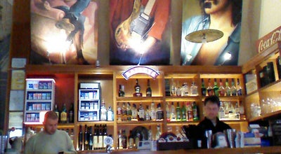 Photo of Hungarian Restaurant Zappa Cafe at Mikszath Kalman Ter 2, Budapest 1088, Hungary