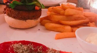 Photo of Vegetarian / Vegan Restaurant Meatless District at Bilderdijkstraat 65, Amsterdam 1053 KL, Netherlands
