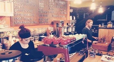 Photo of Cafe Cafe de Los Muertos at 300 W Hargett St, Raleigh, NC 27601, United States