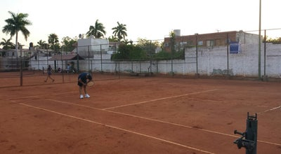 Photo of Tennis Court Club de Leones at Madero, Los Mochis 81240, Mexico