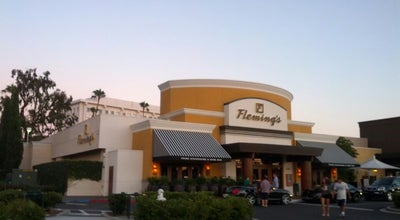 Photo of American Restaurant Fleming's Prime Steakhouse & Wine Bar at 455 Newport Center Dr, Newport Beach, CA 92660, United States