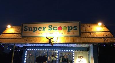 Photo of American Restaurant Super Scoops Inc. at 11025 Gulf Blvd, Treasure Island, FL 33706, United States