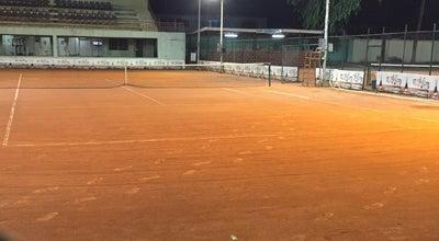 Photo of Tennis Court LCC Tennis Section at Issac John Str, Ikeja, Nigeria