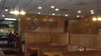 Photo of American Restaurant Sonny's BBQ at 12485 San Jose Blvd, Jacksonville, FL 32223, United States