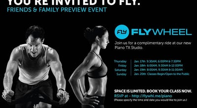 Photo of Other Venue Flywheel Sports at 201 E 67th St, New York, NY 10065, United States