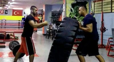 Photo of Boxing Gym A.B.C BOXİNG&CROSSFİT at Çağlayan Mah.barınaklar Bul.denizbank Altı, ANTALYA, Turkey