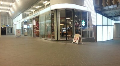 Photo of Coffee Shop Starbucks at Station Arnhem, Arnhem 6811 KK, Netherlands