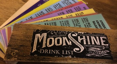 Photo of Cocktail Bar moonshine at Italy