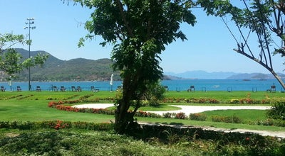 Photo of Golf Course Diamond Bay Golf - Practice Range at Vietnam