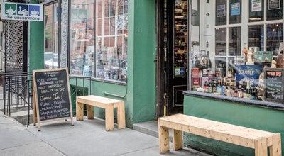 Photo of Cafe The Uncommons at 230 Thompson St, New York City, NY 10012, United States