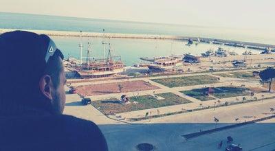 Photo of Beach Erdemli Marina Plajı at Alata Mh. Erdemoğlu Blv. Topraksu/erdemli/mersin, Mersin 33700, Turkey