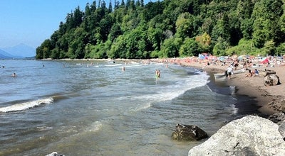 Photo of Beach Wreck Beach at 6539 Nw Marine Dr, Vancouver, BC, Canada