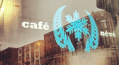 Photo of Cafe Cafe Neve at 151 Rue Rachel Est, Montreal H2W 1E1, Canada