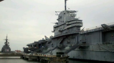 Photo of Historic Site U.S.S. Yorktown at 40 Patriots Point Rd, Mt Pleasant, SC 29464, United States