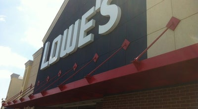 Photo of Hardware Store Lowe's Home Improvement at 1101 Beaver Creek Commons Drive, Apex, NC 27502, United States