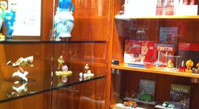 Photo of Tourist Attraction La Boutique Tintin at Rue De La Colline 13, Brussels 1000, Belgium
