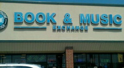 Photo of Bookstore Book & Music Exchange at 628 E Diamond Ave, Evansville, IN 47711, United States