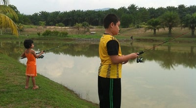 Photo of Lake Marrakech Lake Side at Malaysia