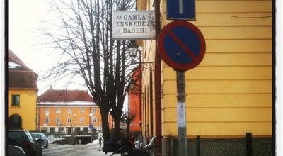 Photo of Restaurant Gamla Enskede Bageri at Stora Gungans Väg 2, Stockholm 122 62, Sweden