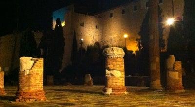 Photo of Castle Castello di San Giusto at Piazza Della Cattedrale, 3, Trieste 34121, Italy