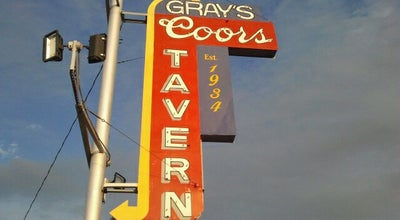 Photo of American Restaurant Gray's Coors Tavern at 515 West 4th Street, Pueblo, CO 81003, United States